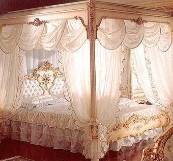 Как сделать своими руками балдахин на кровать