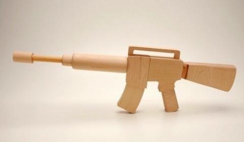 Как сделать игрушки из дерева?