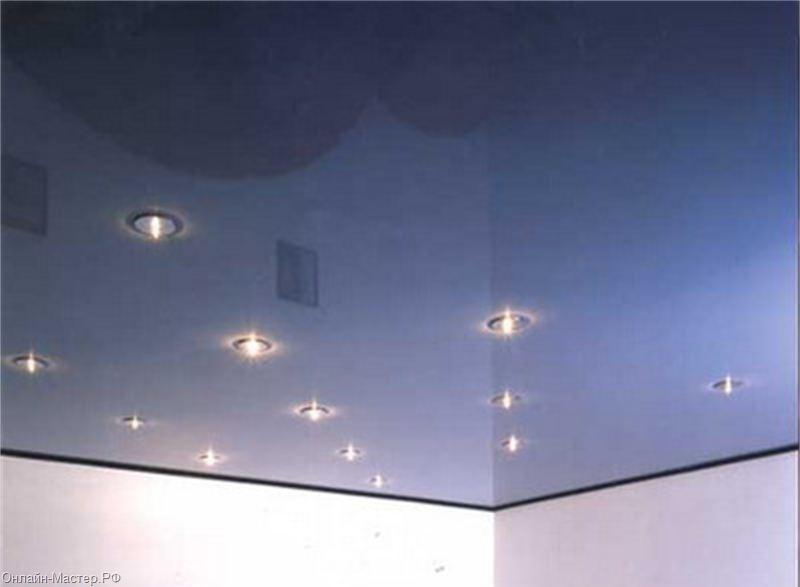 фото натяжные потолки сколько стоят