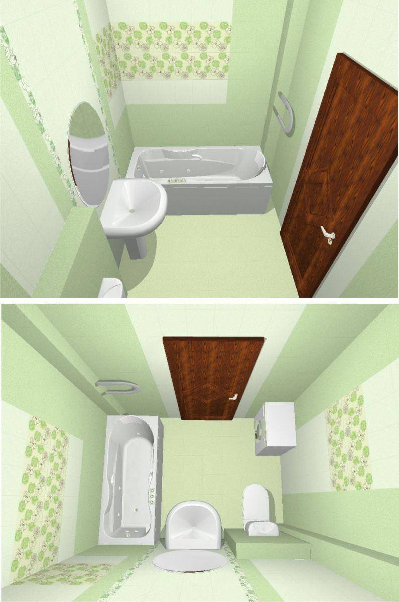 Фото ремонтов ванной 2 кв метра дизайн