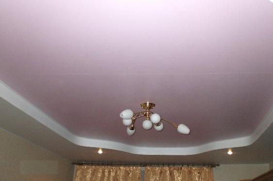 Подвесные потолки фото своими руками