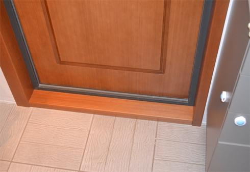 Обналичка на двери своими руками