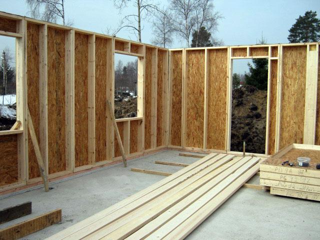 Как построить каркасный дом своими руками недорого видео