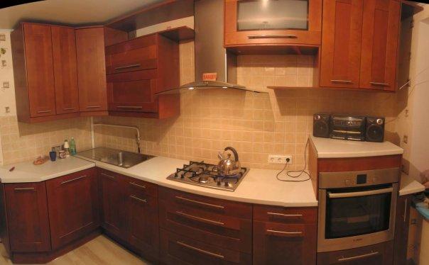 Фото ремонт кухни своими руками
