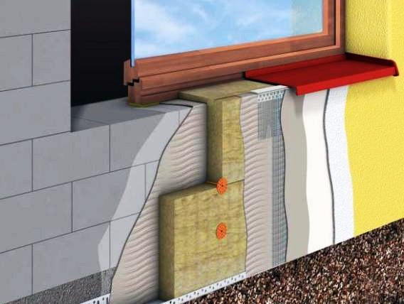 Облицовка наружных стен домов своими руками