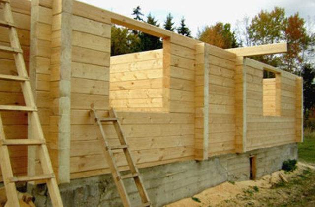 Проекты домов из бруса строительство своими руками