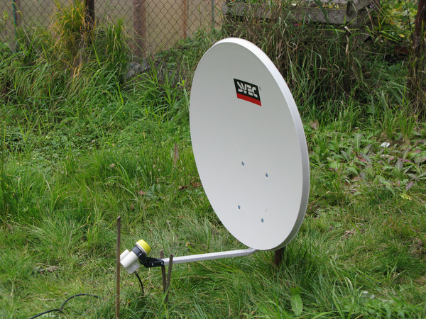 Спутниковое тв для дачи