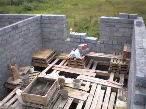 Как я построил дом видео