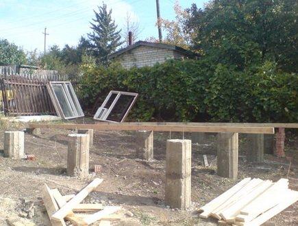 Блоки бетонные для стен и подвалов на