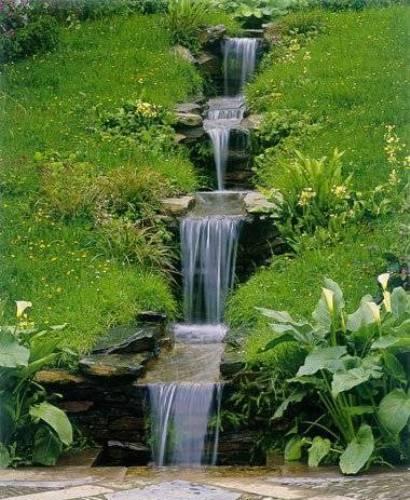 Сад в стиле кантри и его особенности
