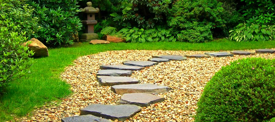 Дорожки в саду: 10 правил успешного мощения. Как и из чего сделать декоративные дорожки в саду своими руками? Универсальный порт