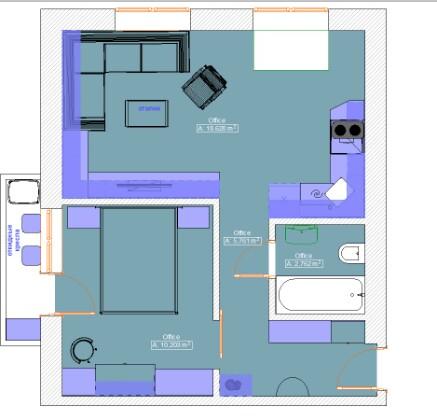 Проекты, строительство и стоимость блочных домов. в чем функ.