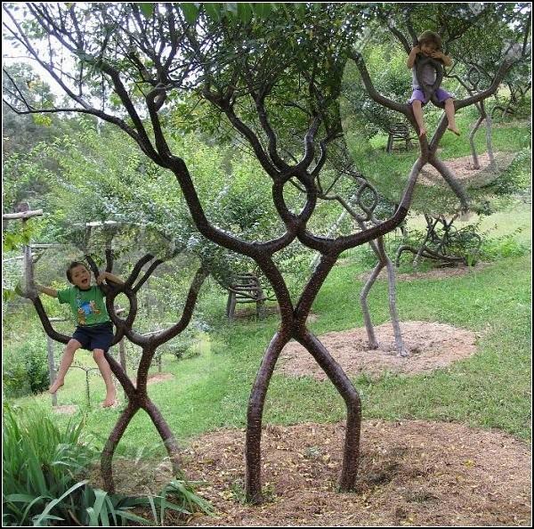 Как сделать себя вид дерево