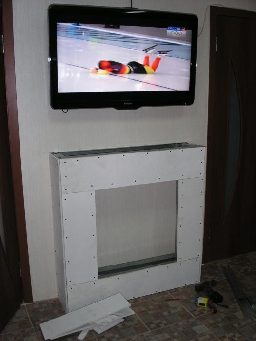 Тумба под телевизор своими руками 55