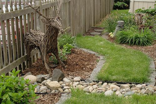 Сада своими руками мой декор для сада
