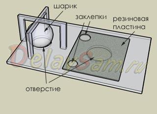 Как сделать обратный клапан для насоса своими руками